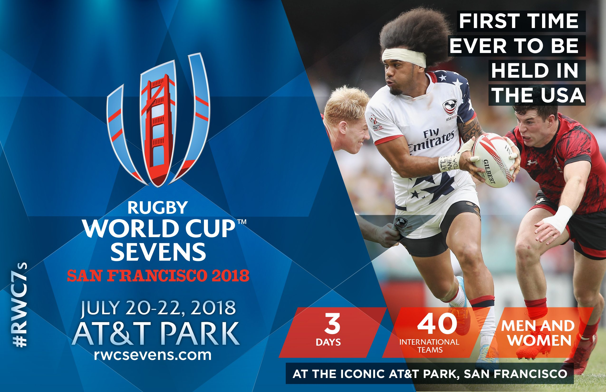 Rugby World Cup Sevens 2018 Dates